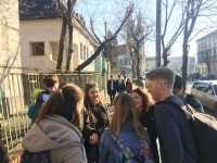 Spotkanie Erasmus+ Pro.Math.EUs  - Timișoara