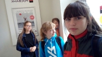 Wizyta w Petersburgu